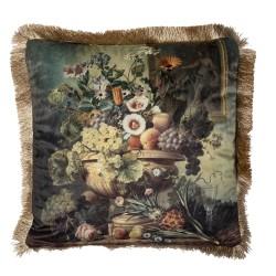 Poduszka Dekoracyjna w Kwiaty B Clayre & Eef