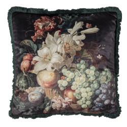 Poduszka Dekoracyjna w Kwiaty C Clayre & Eef