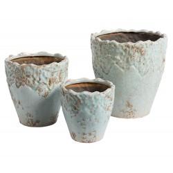 Osłonki Ceramiczne Belldeco Fiore Blu A