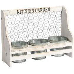 Osłonki Metalowe Belldeco Kitchen Garden