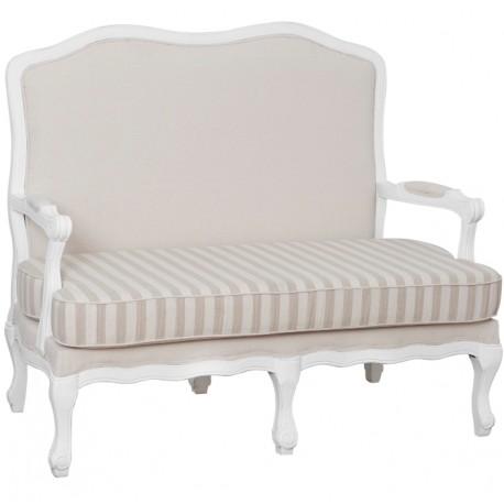 Sofa w Stylu Prowansalskim 1