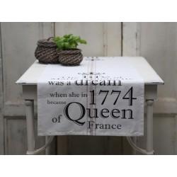 Bieżnik Na Stół Marie Antoinette
