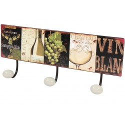 Wieszaki Ścienne Wino 1