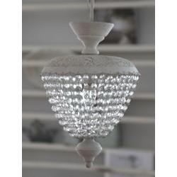 Lampa z Kryształkami Vintage Chic 1