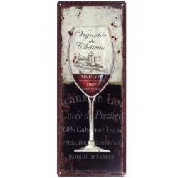 Obraz Retro Wino