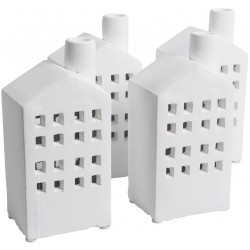 Świecznik Domek Belldeco z Cementu