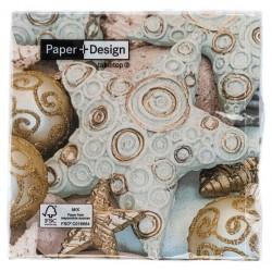 Serwetki papierowe 33x33 cm