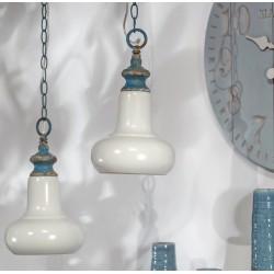Lampa Aluro Spot Porcelanowa