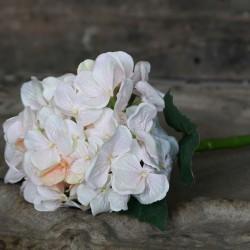 Kwiaty Sztuczne Hortensja Różowe