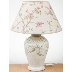 Lampa Prowansalska Stojąca Przecierana 3