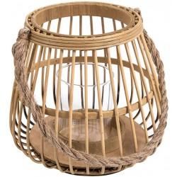 Lampion Belldeco Bambusowy