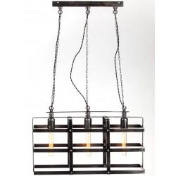 Lampa Industrialna Metalowa