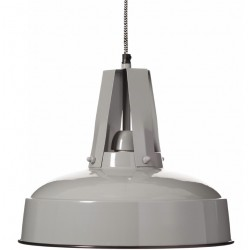 Metalowa Lampa Aluro Flux Niebieska