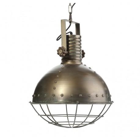 Metalowa lampa aluro