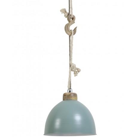metalowa lampa loftowa