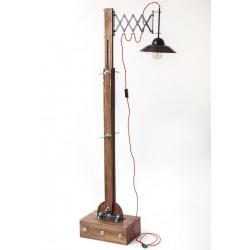 Lampa Industrialna Stojąca 6
