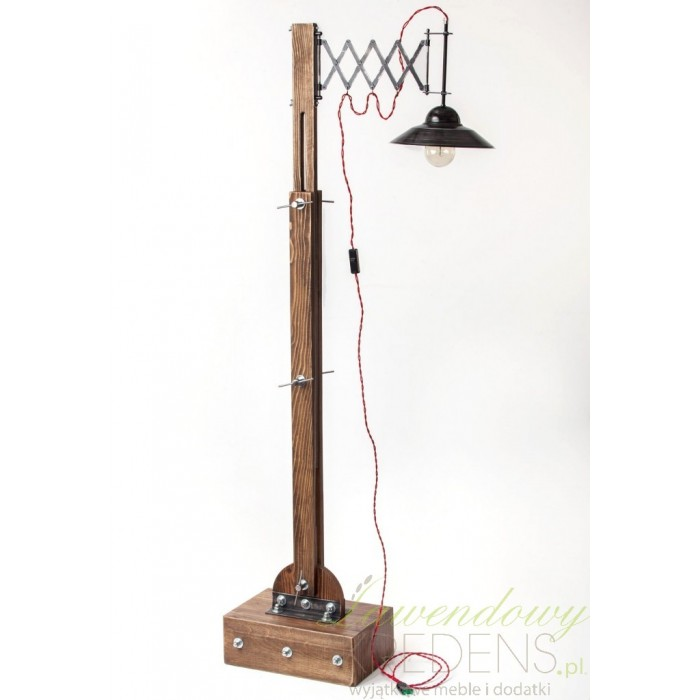 Bardzo dobry Lampa industrialna BO23
