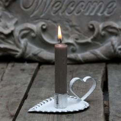 Świecznik Prowanslaski Serce 3