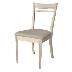 Krzesło Prowansalskie Tapicerowane Limena