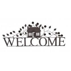 Napis Welcome Ozdobny 2