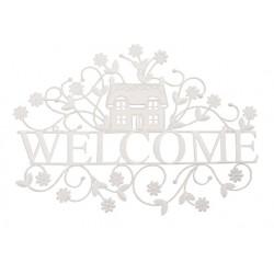 Napis Welcome Ozdobny 4