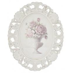 Obraz Prowansalski Z Kwiatami 2