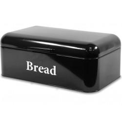Chlebak Metalowy Czarny
