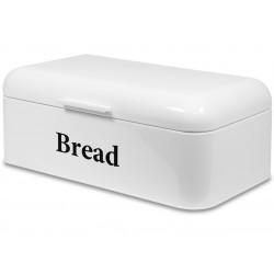 Chlebak Metalowy Biały