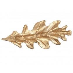 Gałki Meblowe Złoty Liść