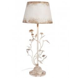Metalowa Lampa Prowansalska Stołowa