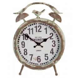 Zegarek Prowansalski Stojący z Ptaszkiem