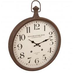 Zegar Metalowy Vintage 1
