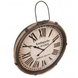 Zegar Metalowy Vintage 3