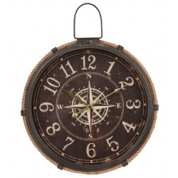 Zegar Metalowy Vintage 4