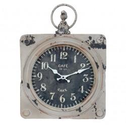 Zegar Loft Kwadratowy