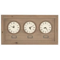 Trzy Zegary w Ramie