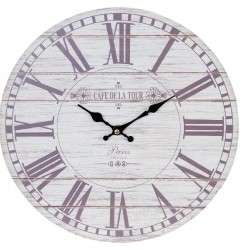Zegar w Stylu Prowansalskim 1