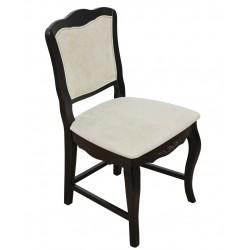 Czarne Krzesło Prowansalskie Nero B