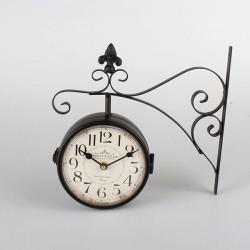 Zegar Dworcowy z Kogutem