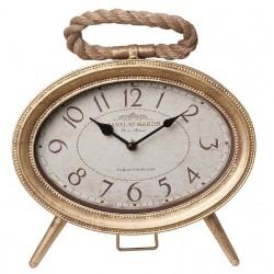 Złoty Zegar Stojący