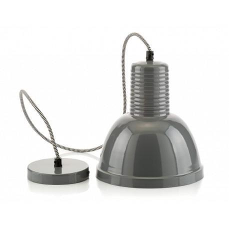 Lampa Metalowa Aluro Nuno Grafitowa