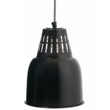 Lampa Metalowa Aluro Nuno Czarna
