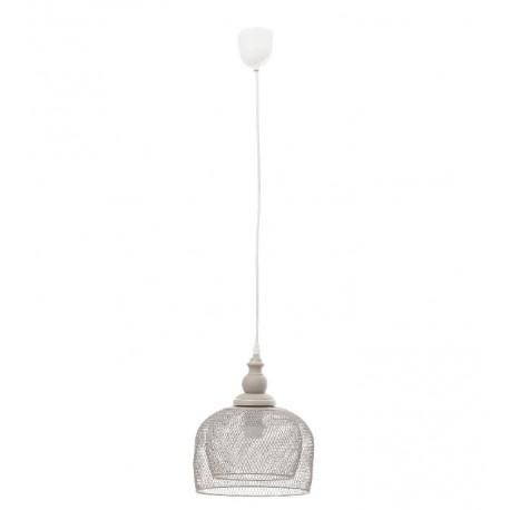 Lampa Metalowa Siatka