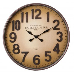 Zegar Dworcowy Hotel Paris