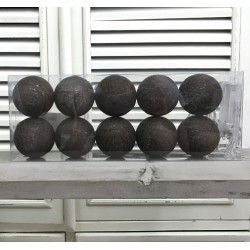 Kule Świecące Cotton Balls Miętowe