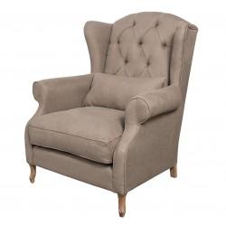 Fotel Belldeco Bristol Pikowany