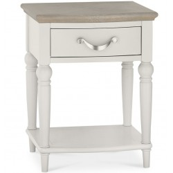 Krzesło Prowansalskie Montreux Soft Gray
