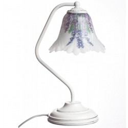 Lampka Prowansalska z Lawendą
