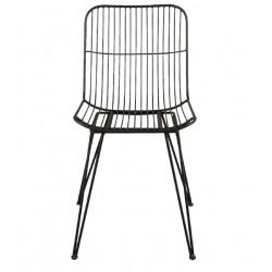 Metalowe Krzesło Loft
