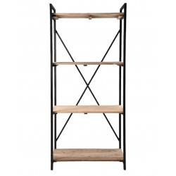 Regał Metalowy Loft C